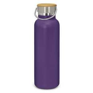 Nomad Deco Vacuum Drink Bottle Powder Coated 115848 Purple