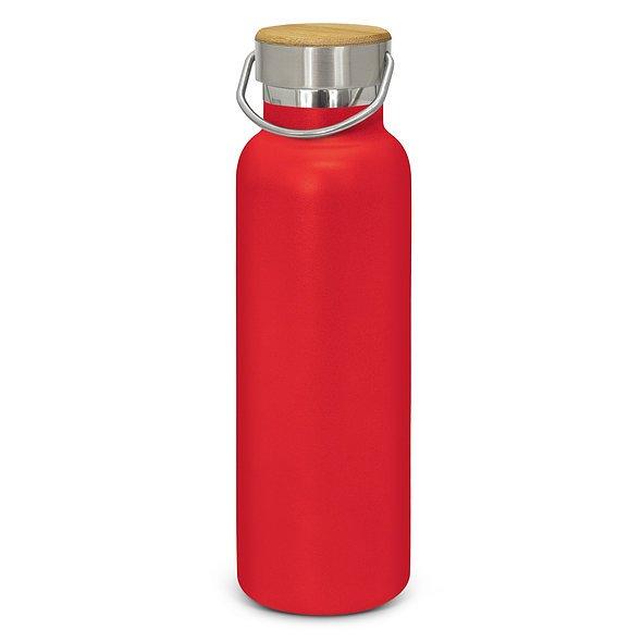 Nomad Deco Vacuum Drink Bottle Powder Coated 115848 Red