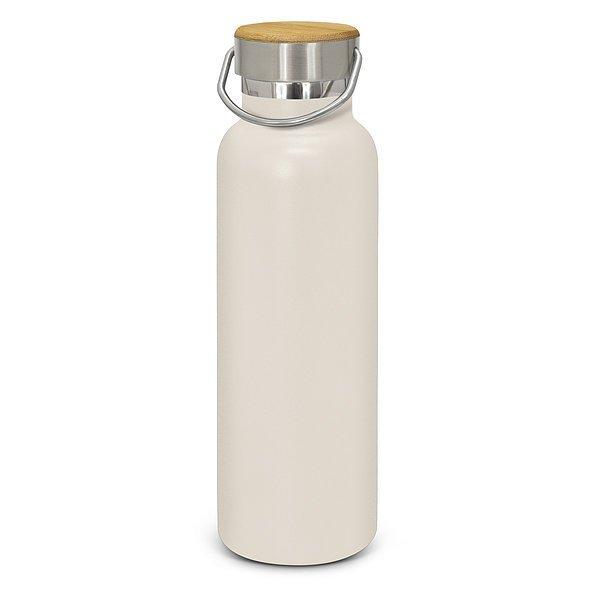 Nomad Deco Vacuum Drink Bottle Powder Coated 115848 White