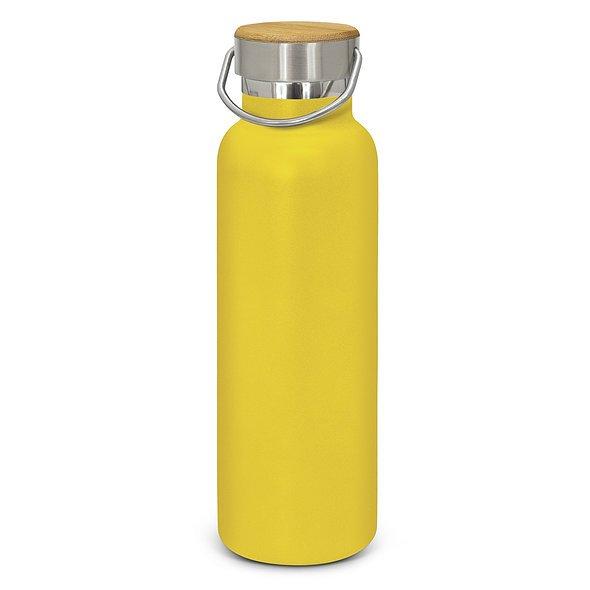Nomad Deco Vacuum Drink Bottle Powder Coated 115848 Yellow
