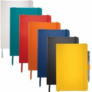 Nova Bound JournalBook CAJB1008BK Various Colours 1
