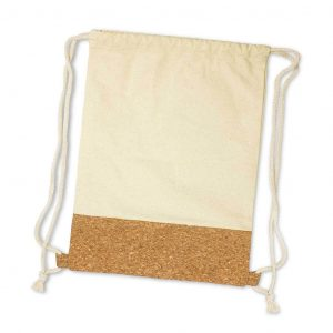 Oakridge Drawstring Backpack 113697 Cream