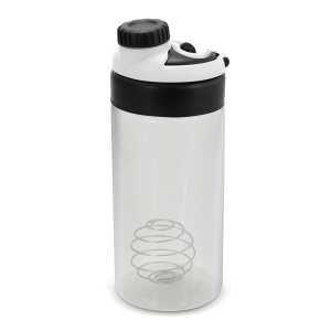 Olympus Sports Shaker Drink Bottles 115297 Clear