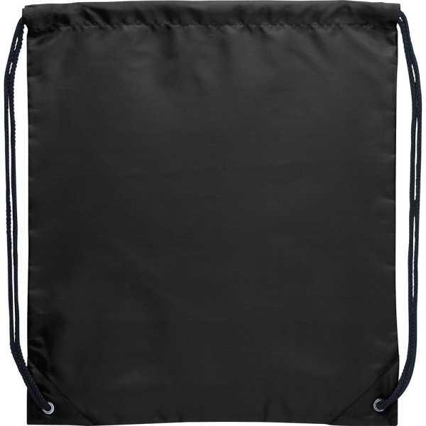 Oriole Drawstring Bag 5162GY Black
