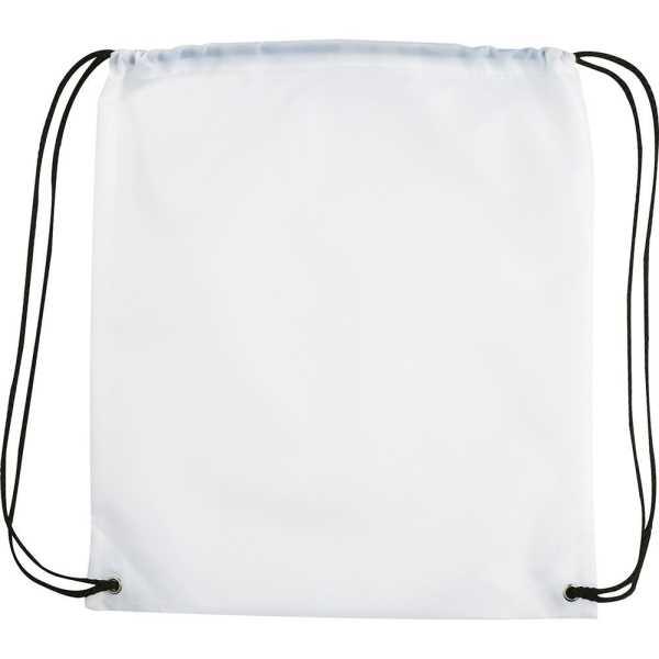 Oriole Drawstring Bag 5162GY White