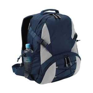 Outdoor Backpack B478 Navy Grey