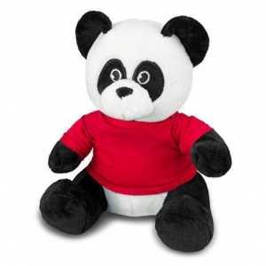 Panda Plush Toy CA117863 Red