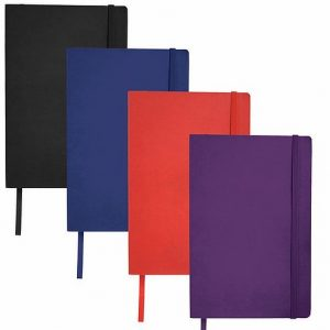 Pedova Soft Bound JournalBook CAJB1003BK Various Color
