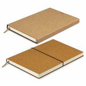 Phoenix Recycled Soft Cover Notebook 200233 Natural