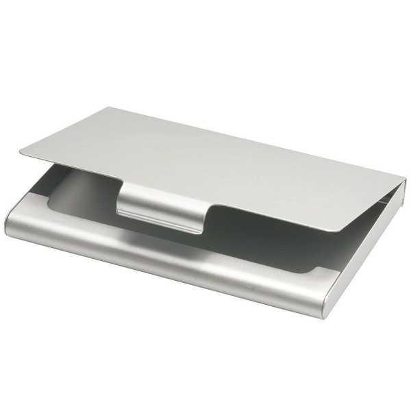 Pocket Business Card Holder 1129SL Silver