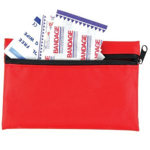 Pocket First Aid Kit LL9023 Red