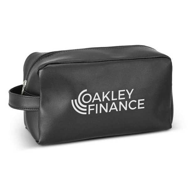 Portland Toiletry Bag 114094 Black