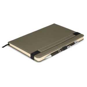 Premier Notebook Whit Pen 110461 Olive