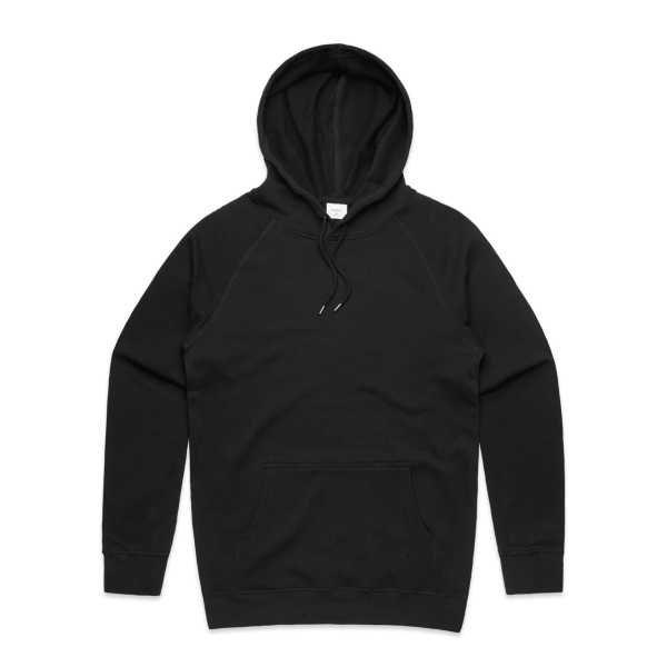 Premium Hoodie Mens Black