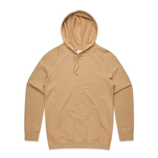 Premium Hoodie Mens Tan