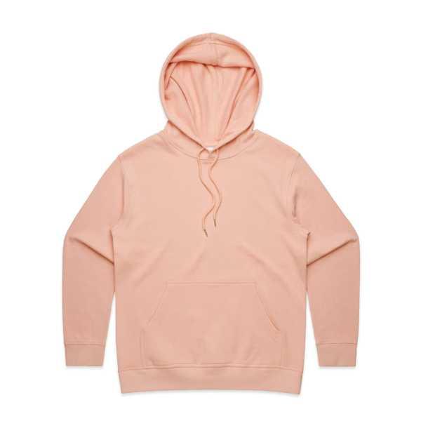 Premium Hoodie Pale Pink