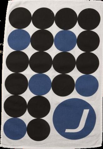 Printed Tea Towels CAKL129 Blue