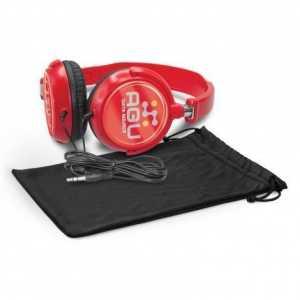 Pulsar Headphones CA106926 Red