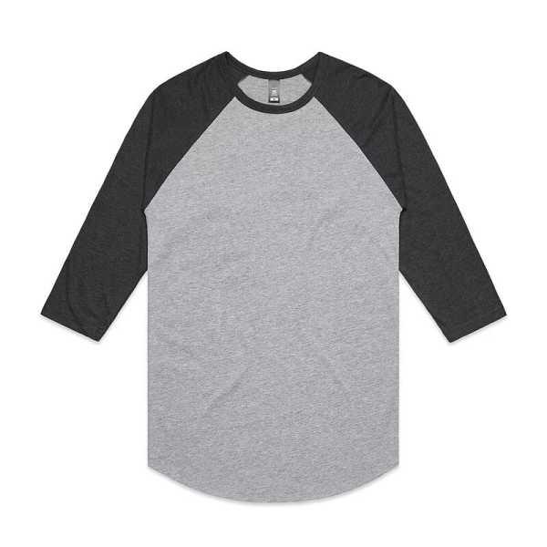 Raglan Mens T Shirts 5012 Marle