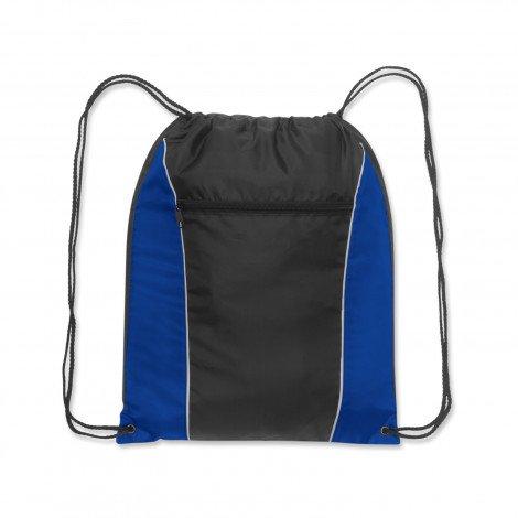Ranger Drawstring Backpack Dark Blue