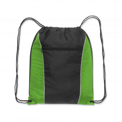 Ranger Drawstring Backpack green
