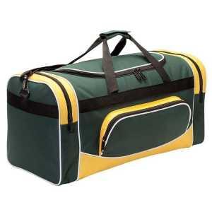 Ranger Sport Bag 1212 Green Yellow