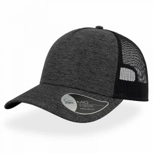 Rapper Melange Cap A2750 Dark Grey