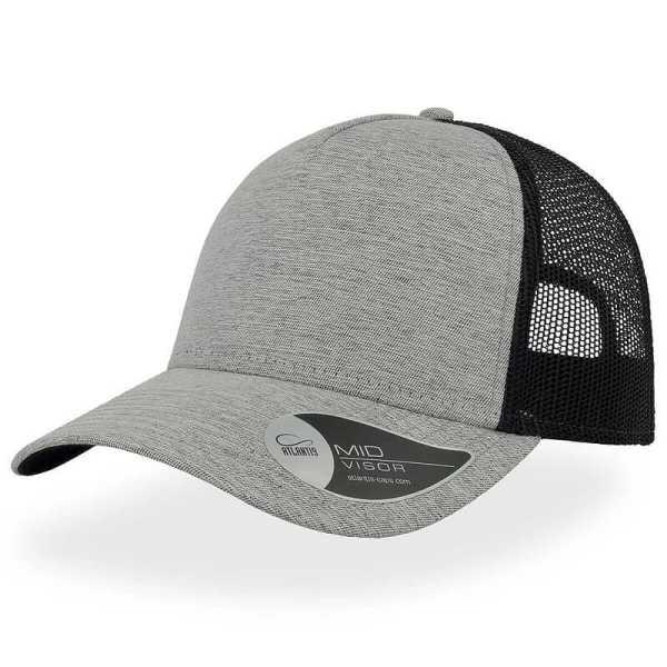 Rapper Melange Cap A2750 Light Grey