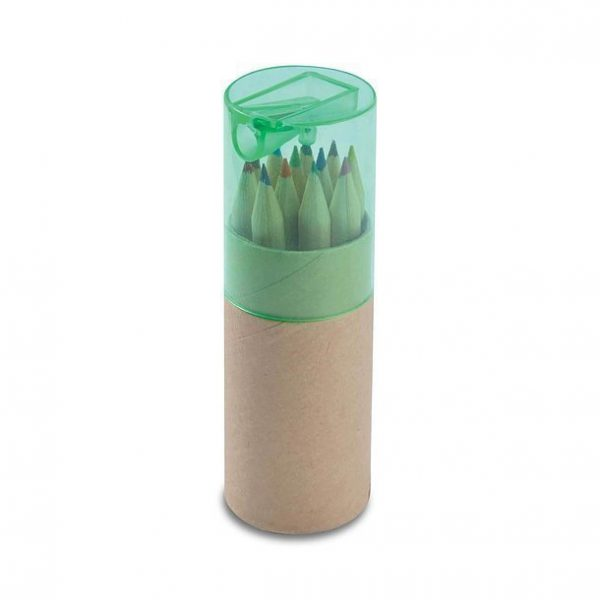 Rembrandt Pencils in Tube CALL193 Green