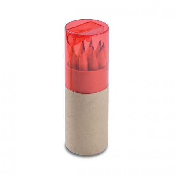 Rembrandt Pencils in Tube CALL193 Red