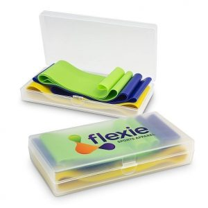 Resistance Exercise Bands 116801 Various Colours
