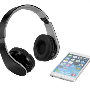 Rhea Bluetooth Headphones 7695BK Black