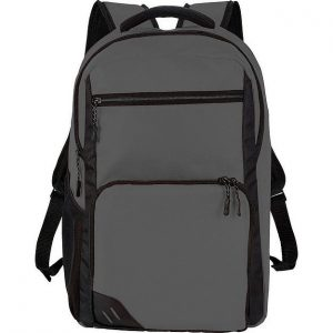 Rush 15 inch Computer Backpack 5043BL Charcoal