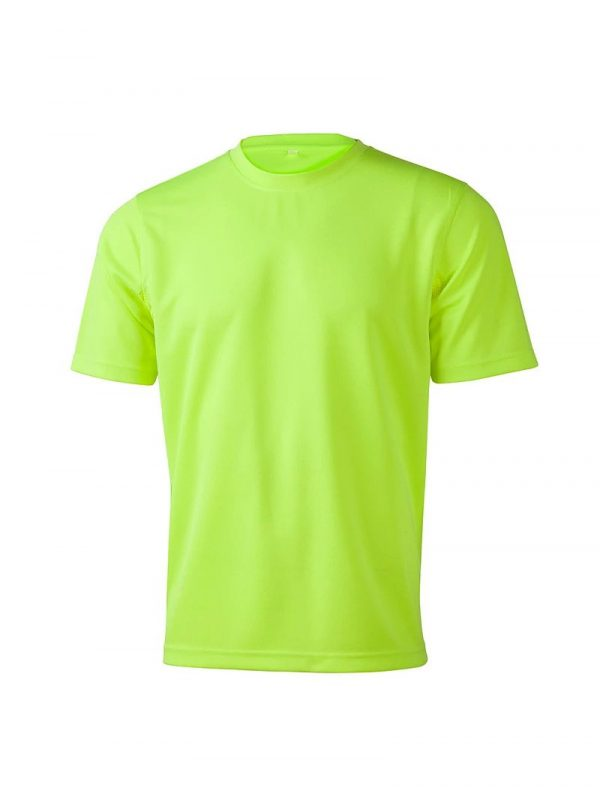 Safety T Shirts Unisex SW39 Yellow