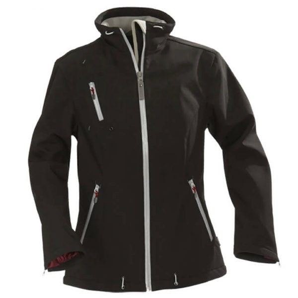 Savannah Jacket Womens T011 Black