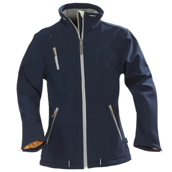 Savannah Jacket Womens T011 Navy