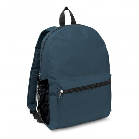 Scholar Backpack Navy Blue