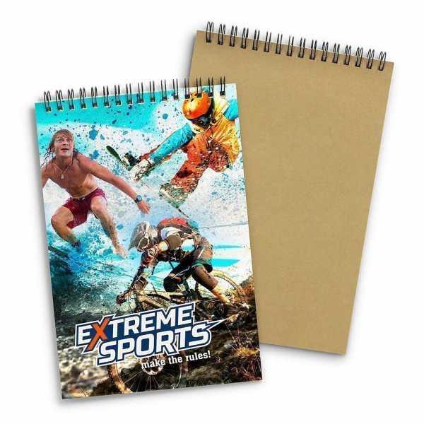 Scribe Full Colour Note Pad 118179 Full Colour Branding