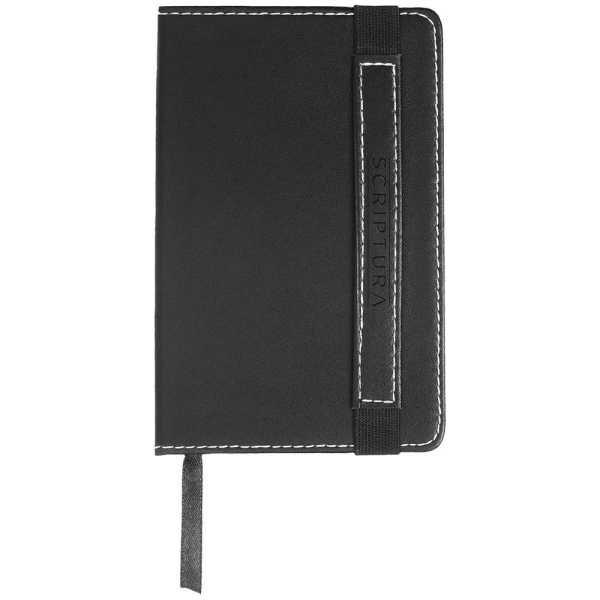 Scriptura Note Book and Pen Gift Set SC1001BK Black Notebook
