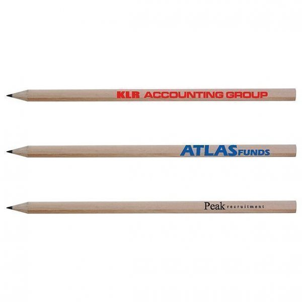 Sharpened Timber Pencil CALL10 Branded