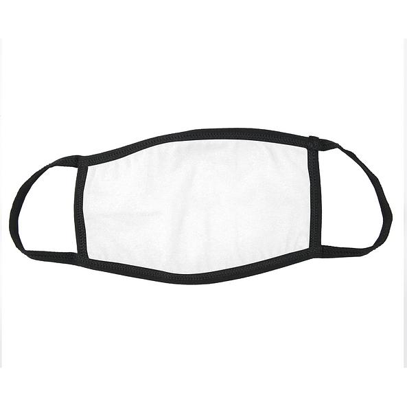Shield Cotton Face Mask LL8892 White