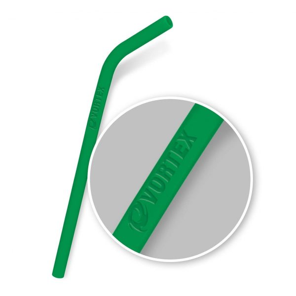 Silicone Reusable Straw 115163 Green
