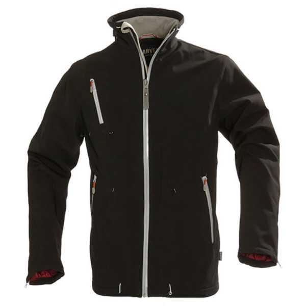 Snyder Jacket Mens T010 Black