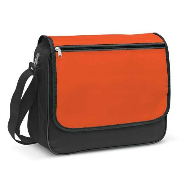 Soho Messenger Conference Satchels Orange