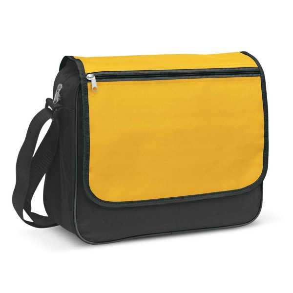 Soho Messenger Conference Satchels Yellow