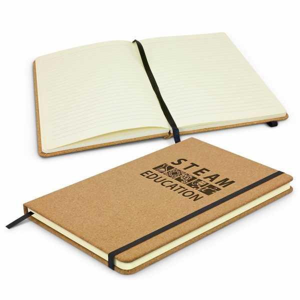 Somerset Cork Notebook 116212 Natural Open