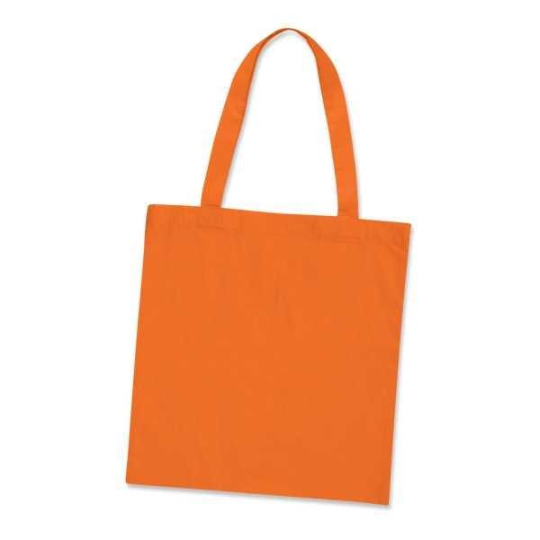 Sonnet Cotton Tote 107689 Orange