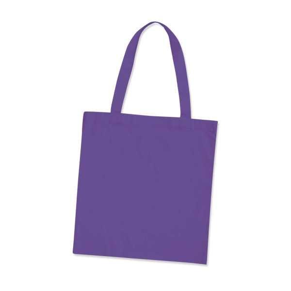 Sonnet Cotton Tote 107689 Purple