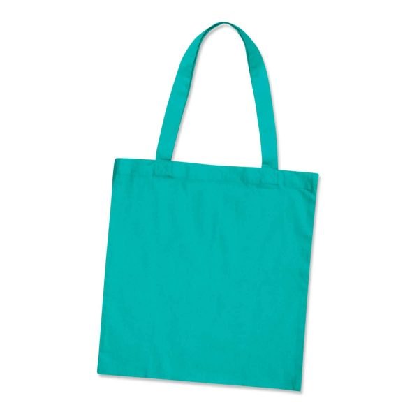 Sonnet Cotton Tote 107689 Teal