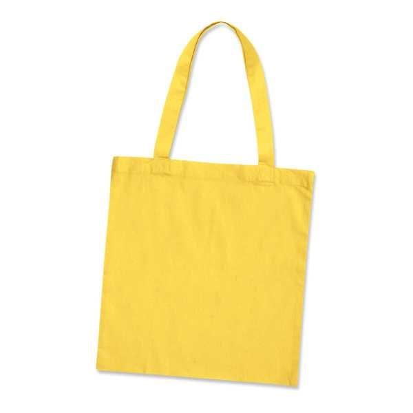 Sonnet Cotton Tote 107689 Yellow